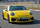 Porsche 911 GT3 vylepšilo čas na Nürburgringu o 12 sekund!