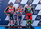 Motocyklová VC Španělska 2017: Pole position pro Pedrosu, A. Marquéze a Martína