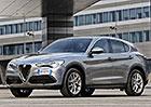 Alfa Romeo Stelvio rozšiřuje nabídku. Kolik stojí čtyřkolka s turbodieselem?