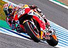 Motocyklová VC Španělska 2017: Dani Pedrosa v MotoGP vymazal konkurenci