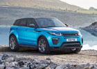 Range Rover Evoque Landmark Edition je oslavou prodejních úspěchů