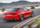 Audi RS5 Coupé vstupuje na český trh. Za 450 koní dáte dva a čtvrt milionu korun