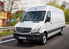 Mercedes-Benz Sprinter slaví prodejní úspěch