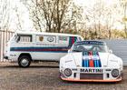 Martini, baby? Dejte si Porsche 934/5 Kremer a Volkswagen T2 v jeho barvách