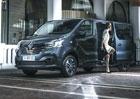 Luxusní dodávka Renault Trafic SpaceClass vozí hosty na filmovém festivalu v Cannes