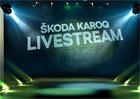 Sledujte záznam světové premiéry Škody Karoq online