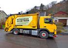 Volvo Trucks a Renova testují autonomní vozidlo pro svoz odpadu