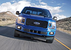 Ford se nebrání proměně pick-upu F-150 v elektromobil