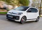 """Volkswagen Up! GTI: Třetí do party """"rychlíků"""" už za rok!"""