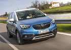 Poprvé za volantem Opelu Crossland X: Více Francouz, nebo Němec?