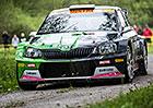 Racing21 na Rallye Český Krumlov 2017: Návrat do první pětky