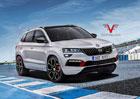 Škoda Karoq RS a Monte Carlo: Vize mladoboleslavského sportování