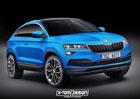 Škoda Karoq Coupe: Pro zákazníky yetiho?