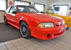 Ford Mustang Cobra R: Prototyp ročníku 1992 unikl destrukci, dnes je unikátem