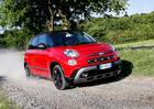 Jízdní dojmy Fiat 500L: Pěkné, ale něco tomu chybí
