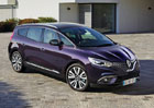 Renault Scénic Initiale Paris: Luxusní výbava i pro rodinné MPV