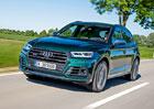 Jízdní dojmy Audi SQ5: Efektivní je. Umí ale také pobavit?