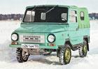 Připomeňte si sovětský džíp LuAZ 969: Víte, že to byla první předokolka ze SSSR?