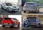 BMW chystá záplavu nových modelů. Tohle všechno uvidíme do konce roku 2018!
