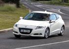 Ojetá Honda CR-Z: Sportovec v zeleném dresu