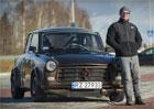Šílená přestavba Trabantu z Polska: Dostal motor z Audi TT a jede více než 250 km/h!