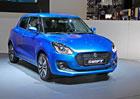 Nové Suzuki Swift odhaluje české ceny. Kolik stojí pohon 4x4?