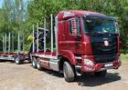 Tatra představuje Phoenix Präsident pro lesní práce
