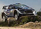 Rallye Sardinia v cíli: Tänak vyhrál poprvé v MS