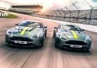 Aston Martin Vantage AMR je prvním sériovým zástupcem nové sportovní divize