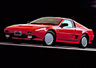 Nissan MID4 (1985-1987): Kladivo na Porsche a Ferrari bylo příliš drahé