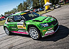 Rallye Hustopeče: Kopecký popatnácté?