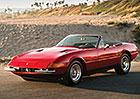 Ferrari 365 GTB/4 Spider: Otevřená Daytona bude k mání v Monterey