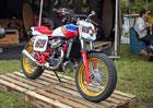 Honda na Wheels & Waves okouzlila zakázkovými motorkami