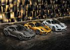 Porsche 911 Turbo S Exclusive Series: Limitka není jen zlatá