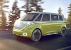 Volkswagen potvrdil stavbu elektrického mikrobusu! Základem bude koncept I.D. Buzz