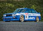 Nádherné závodní BMW E30 M3 míří do aukce. Bude to nejdražší M3?