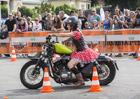 Prague Harley Days 2017: Znáte bikerské hry v jízdních dovednostech?