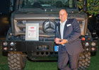 Mercedes-Benz Unimog je Off-Road Vehicle of the Year 2017