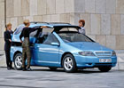 Mercedes-Benz VRC (1995): Toto měla být čtyři auta v jednom