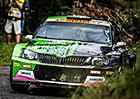 Racing 21 na Rallye Bohemia 2017: První den počasí míchá kartami