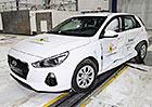 Euro NCAP 2017: Hyundai i30 – Pět hvězd i pro třetí generaci