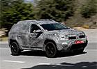 Spy video: Nová Dacia Duster ladí formu před premiérou. Bude i sedmimístná?