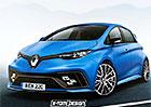 Zapomeňte na Clio R.S., Renault pracuje na hot hatchi s elektrickým pohonem!