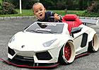 Kidstance upravuje dětská elektrická autíčka ve stylu slavných tuningových firem