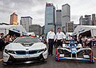 Také BMW míří do Formule E. Stává se z elektrické série nová F1?