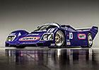 Toto Porsche 962 je na prodej. Luxusní závoďák z osmdesátých let přijde na pěkný balík