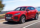 Jaguar E-Pace oficiálně: Kompaktní SUV se představuje v Londýně, má pouze čtyřválce
