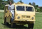 Tatra 805: Český majitel si osmiválcovou Kačenu zamiloval! Jak se s ní žije?