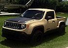 Nechtěl čekat na nový pick-up Jeepu, tak si jej sám vyrobil. A nyní ho prodává!