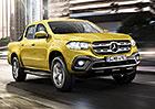 Mercedes-Benz třídy X: Navara s trojcípou hvězdou oficiálně (+video)